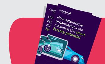 Smart factories in Automotive