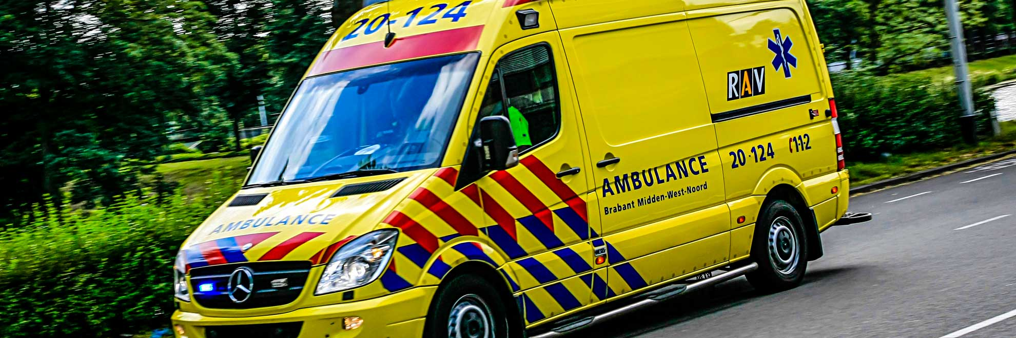 ambulance netherlands